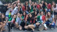 Las chicas campeonas