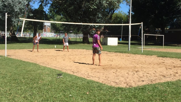 torneo de beach voley 1