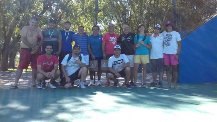 torneo de paddle 1